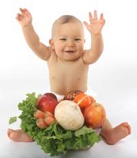 Cuánto tiene que comer un bebe de dos años