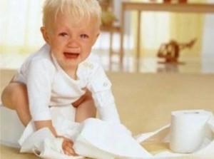 Cuándo un niño está estreñido