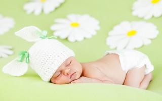 Bebé de primavera