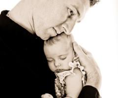 Depresion post parto en padres