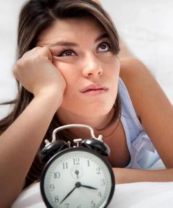 Embarazadas que no pueden dormir por la noche