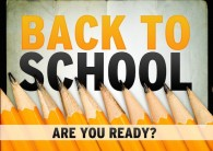 Preparate para el regreso a clases